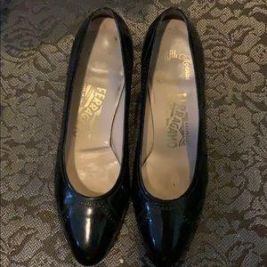Authentic Salvatore Ferragamo heels